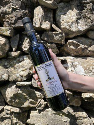 Rossese di Dolceacqua - Bottiglia da 75 cl - Vigneto Fulavin, Tenuta Anfosso, anno 2018