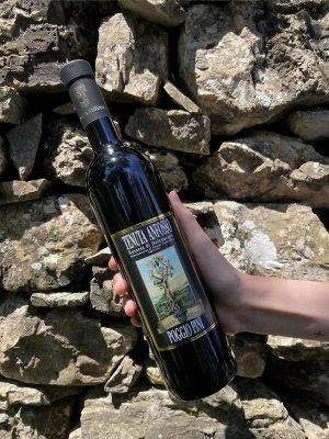 Rossese di Dolceacqua - Bottiglia da 75 cl - Vigneto Poggio Pini, Tenuta Anfosso, anno 2018